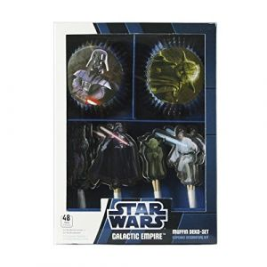Muffinset Star Wars Galactic Empire 48 tlg.