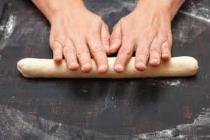Leckeres Baguette zubereiten